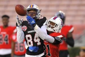 Tiano leads National to 30-20 win in NFLPA Collegiate Bowl