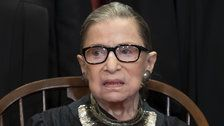 Ruth Bader Ginsburg Poster Defiled With Swastika, Hate Speech In Brooklyn