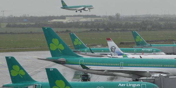 Dublin Airport briefly shut down over a drone sighting at the runway