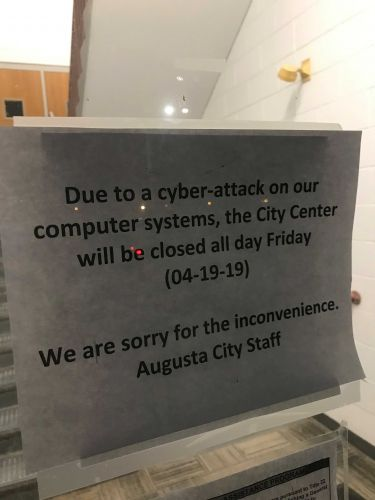 Maine city hall closed after cyberattack