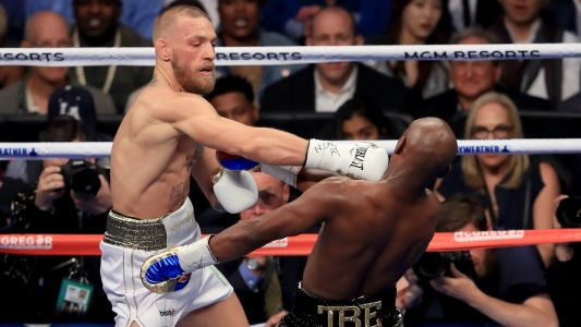 Conor McGregor says talks with Manny Pacquiao for world-title boxing tilt are 'ongoing'