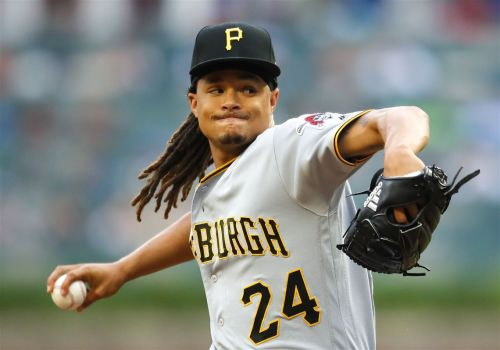 Chris Archer gets tagged for five home runs in Pirates loss against the Braves