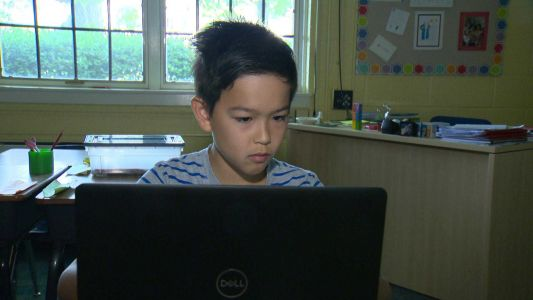 Baltimore third grader beats out 10,000 students globally in NASA coding contest