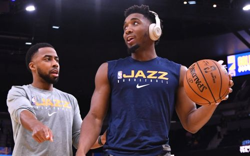 Knicks' plan of luring Donovan Mitchell doesn't work