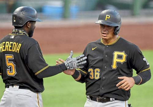 Pirates option Jose Osuna, Guillermo Heredia to Altoona, bringing roster to 28 players