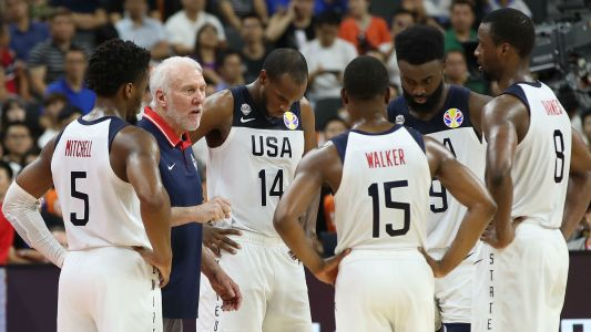 FIBA World Cup 2019: Gregg Popovich's three key mistakes prove costly in USA's loss to France