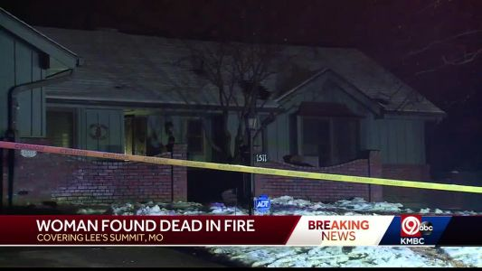 Woman dies late Thursday in Lee's Summit house fire