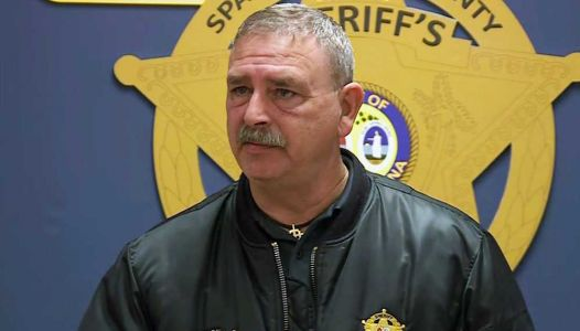 Live at 4: Spartanburg County Sheriff Chuck Wright holds news conference