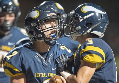 Central Catholic standout Gusty Sunseri eager to tell his own story at Pitt