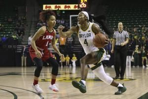 No. 2 Baylor women rout Lamar for 34th win in a row