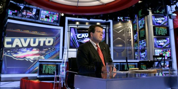 Fox's Neil Cavuto calls Trump's performance at press conference with Putin 'disgusting'