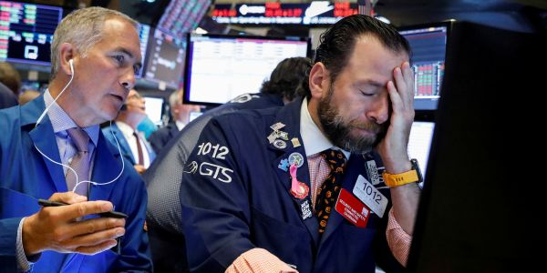 'The whole world's f--ed': A former Goldman Sachs hedge fund chief says coronavirus fallout will cause the 'largest insolvency event in all history' - and warns of another 20% plunge in stocks