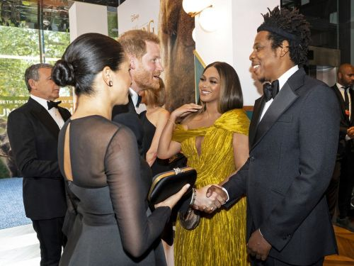 Jay-Z gave Prince Harry parenting advice at 'The Lion King' premiere: 'Always find time for yourself'