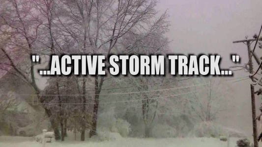 Mass. long-range forecasting expert predicts 'active storm track' this winter