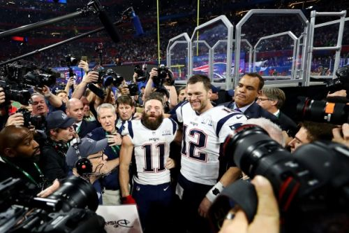 After Julian Edelman's well-deserved raise, Tom Brady is next