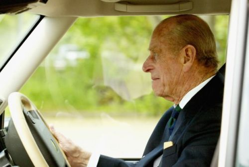 After Prince Philip's car crash, royals face tough question: Should he still drive?