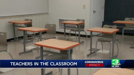 Classroom divided: Teachers split on whether to return to the classroom