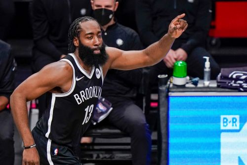 Nets got sweet glimpse of a new James Harden