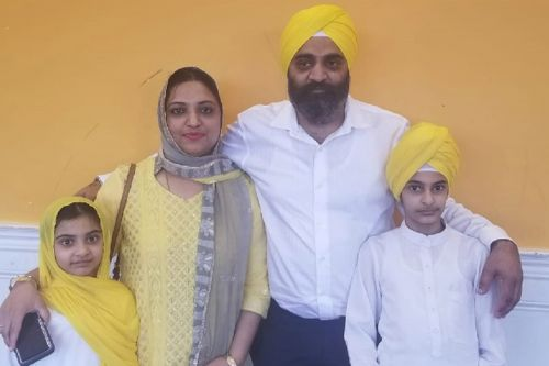 Sikh community raises over $175K for boy who lost entire family in head-on car crash