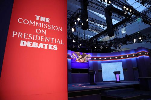 Commission to mute candidates during opponent's initial response in final debate