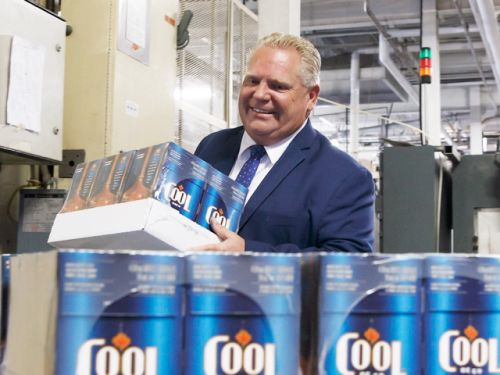 Chris Selley: If looser booze laws is just a distraction, why do Doug Ford's opponents keep talking about it?