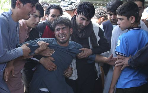 ISIS claims responsibility after bomb goes off at Afghanistan wedding, 63 people killed