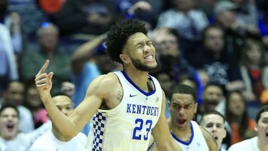 Kentucky's most important recruits are already on roster in EJ Montgomery, Nick Richards