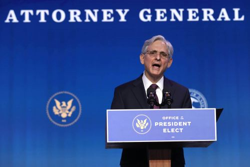 Merrick Garland is a great pick to restore confidence in DOJ