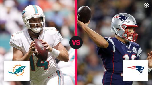 What channel is Patriots vs. Dolphins on today? Time, TV schedule for Week 2 NFL game