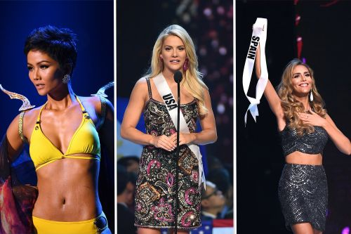 Miss Universe 2018's funniest moments