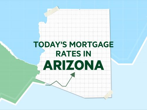 Today's mortgage and refinance rates in Arizona