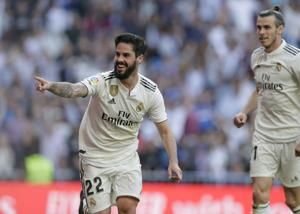 Isco gets 2nd chance at Madrid with Zidane back in charge