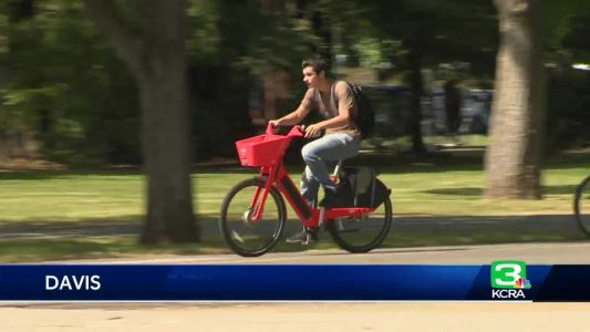 Why do you use JUMP bikes? UC Davis wants to know
