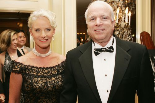 John McCain's widow Cindy speaks out one year after his death