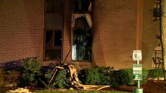 40-year-old killed in overnight apartment fire in Weymouth