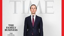 Jared Kushner's New Time Magazine Cover Is Now A Brutal Meme