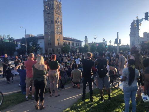 Country Club Plaza to close at 4 p.m. Saturday because of scheduled protests