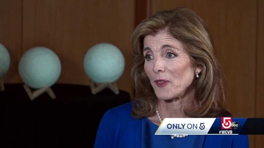 Caroline Kennedy searching for at least 5 women who contributed to JFK's moonshot