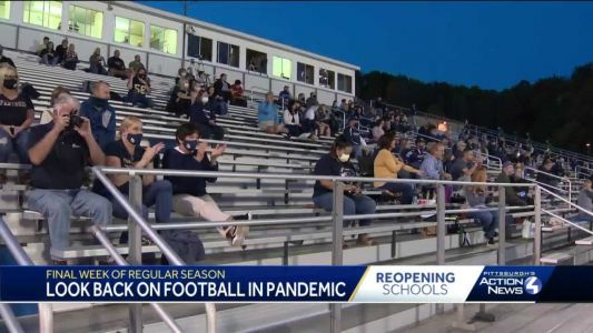 Franklin Regional families look back on fall sports season amid COVID-19 pandemic