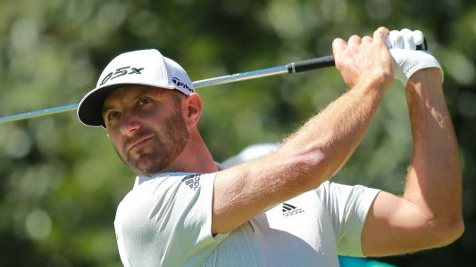 WGC-Mexico Championship: Dustin Johnson moves into lead, Rory McIlroy 2 shots back