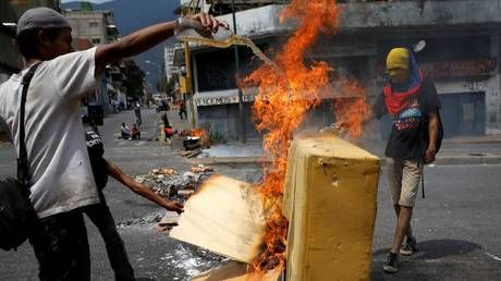 US may soon attempt Venezuela-style 'colored revolutions' in Nicaragua & Cuba - GRU chief