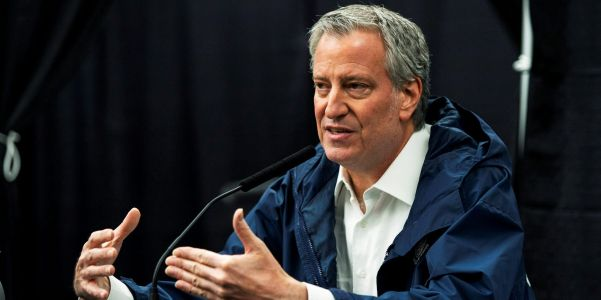 New York City schools will reopen to younger students beginning on December 7, Mayor Bill de Blasio announced
