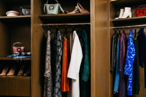 The Newest Perk at W Hotels: A Rent the Runway Closet Concierge Service