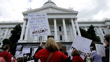 California Weighs Crackdown On Anti-Vaccine Parents Gaming The System
