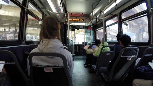 'What you're doing today is already history,' says transit leader from Pittsburgh