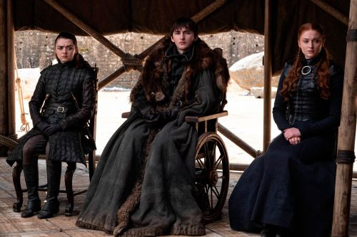 HBO bigwig brushes off criticism of 'Game of Thrones' finale