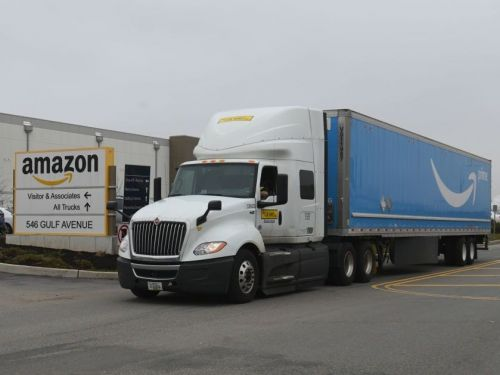 Amazon is reportedly taking aim at Walmart's greatest strength by establishing a fleet of 1,000 delivery hubs