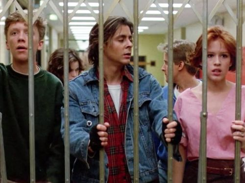THEN AND NOW: The cast of 'The Breakfast Club' 34 years later