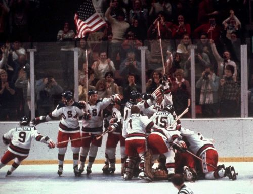 From the archives: One of the biggest moments in sports history, the 'Miracle on Ice'