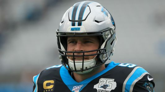 Panthers' Luke Kuechly announces shock retirement from NFL